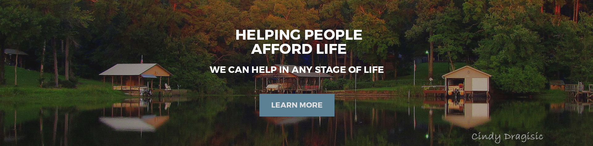 Helping People Afford Life