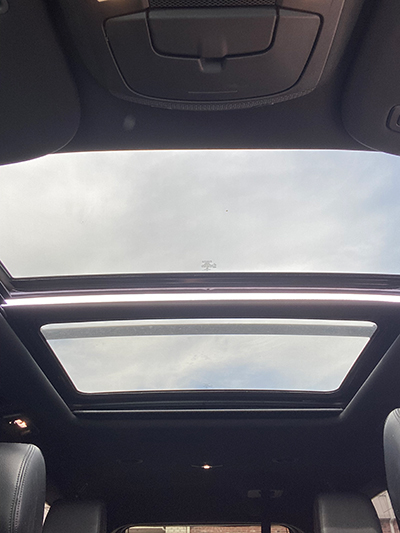 2019 Ford roof image
